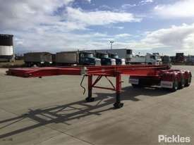 2000 Barker Heavy Duty Tri Axle - picture3' - Click to enlarge