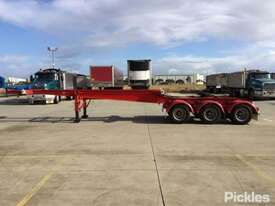 2000 Barker Heavy Duty Tri Axle - picture4' - Click to enlarge