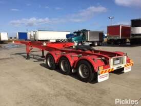 2000 Barker Heavy Duty Tri Axle - picture5' - Click to enlarge