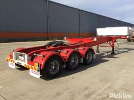 2000 Barker Heavy Duty Tri Axle - picture7' - Click to enlarge
