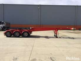 2000 Barker Heavy Duty Tri Axle - picture8' - Click to enlarge