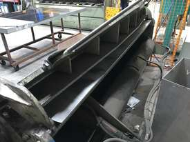 Just In - USED Semi Hydraulic Folder. 2500mm x 2mm Quick Sale! - picture1' - Click to enlarge
