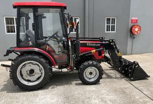 LOVOL 254 CAB 25hp 4WD Cab Tractor with 4 in 1 Loader
