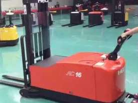 Electric Legless Counterbalance Stacker - picture1' - Click to enlarge