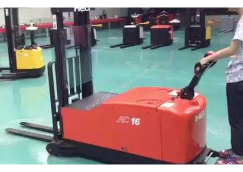 Electric Legless Counterbalance Stacker