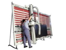 Composite panel grooving and cutting made easy. BALA - picture0' - Click to enlarge
