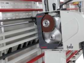 Composite panel grooving and cutting made easy. BALA - picture2' - Click to enlarge