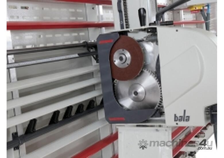 Composite panel grooving and cutting made easy. BALA