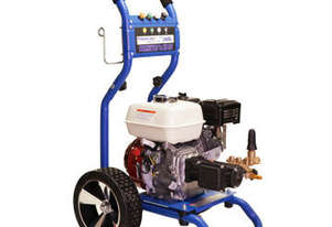 HCP4015 COLD WATER MOBILE PETROL PRESSURE WASHER