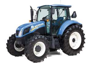 NEW HOLLAND T5.105 ELECTRO COMMAND TRACTOR