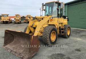 CATERPILLAR 924F Wheel Loaders integrated Toolcarriers