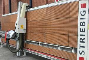 Vertical Panel SAW STRIEBIG Control (Solid or Composite Aluminium & Timber)