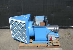 Centrifugal Blower Fan with Filter Box - 5HP