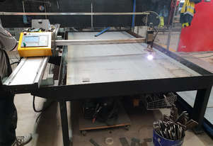 Intecut 5 CNC machine 1.5x3m water table + Hypertherm PMX 85XP Plasma