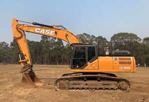 CASE CX300C Tracked-Excav Excavator