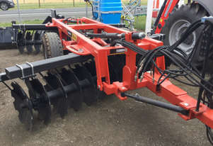 Gregoire Besson GB320 Offset Discs Tillage Equip
