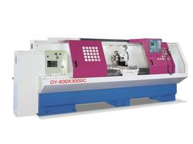 DY Series CNC Lathes - picture1' - Click to enlarge