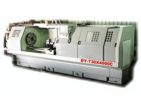 DY Series CNC Lathes - picture0' - Click to enlarge