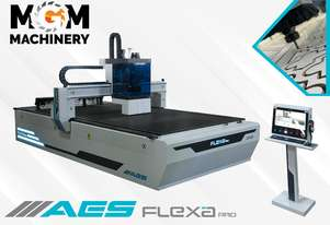 AES Flexa Pro CNC Nesting Machine - Perfect For ACM machining and small cabinet shops