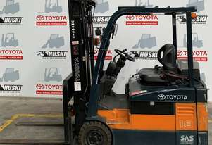 Toyota   Forklifts 7FBE18