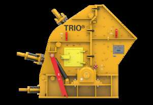 Trio® APS horizontal impact crusher