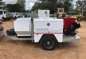 2019 Sewerquip Ranger R50D Jetting System Trailer