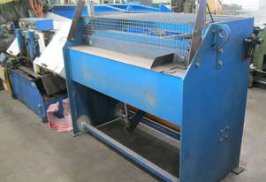 Hyclass 1250mm x 1.6mm Pneumatic Guillotine