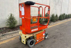 JLG 1230ES Scissor Lift Access & Height Safety