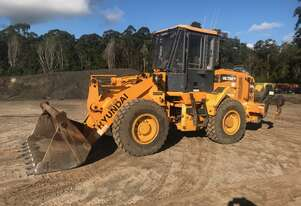 Hyundai   HL 730-7 Wheel Loader