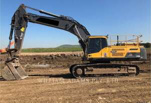 VOLVO CONSTRUCTION EQUIPMENT EC480DL Track Excavators