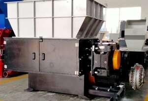 Single Shaft Shredder - Soyu SR1400