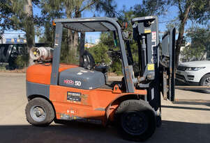 5 Tonne Container Stuffer Forklift For Sale!