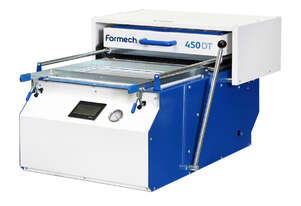 Formech Desktop Quartz-Heated Vacuum Formers