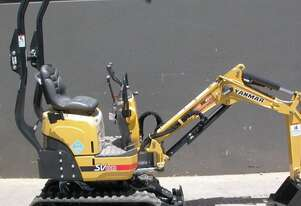 Yanmar SV08 Track Mounted For Hire