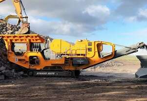 Striker JQ1170 Mobile Jaw Crusher for hire