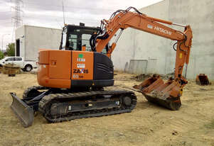 HITACHI Zaxis 75us - 8 tonne Excavator for Sale