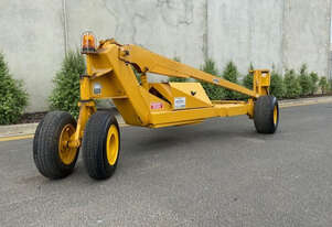 Afron PA650 Boom Lift Access & Height Safety