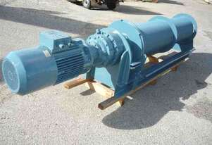 DOUBLE SPOOL 25HP ELECTRIC WINCH