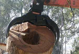 Five Finger Grabs - Excavator Grabs 1-35T