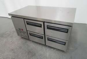 FED LBC125 Undercounter Fridge