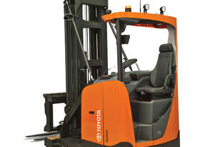 Toyota VRE150 Very Narrow Aisle Forklift