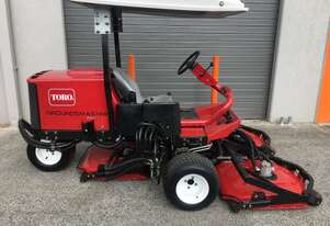 Toro Groundsmaster 3500D Turf Mower – Amazing condition!