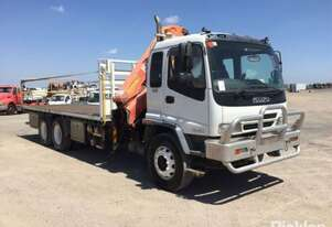 Isuzu 2007   FVZ1400 Long