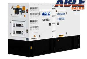 137 kVA Diesel Generator 415V - Cummins Powered Stamford Alternator