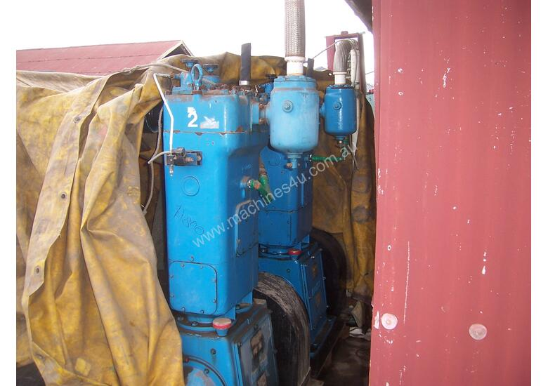 Water cooled 15kw Air Compressor