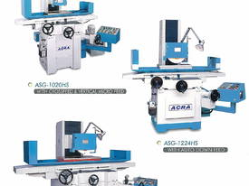 Ajax Surface Grinders up to 400mm x 800mm  - picture0' - Click to enlarge