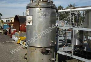 Jacketed & insulated Reactor