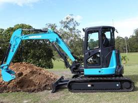 2019 NEW AIRMAN AX55U-6 EXCAVATOR : 5.5 ton Cabin or Canopy model - picture1' - Click to enlarge
