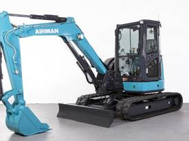 2019 NEW AIRMAN AX55U-6 EXCAVATOR : 5.5 ton Cabin or Canopy model - picture2' - Click to enlarge