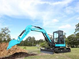 2020 NEW AIRMAN AX55U-6 EXCAVATOR : 5.5 ton Cabin or Canopy model - picture3' - Click to enlarge